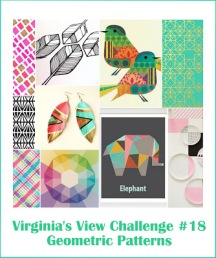 Virginia'sViewGeometric pattern